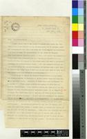 Letter from Sir Henry Hamilton Johnston to Sir William Thiselton-Dyer; from London; 31 July 1899; two page letter comprising two images; folio 62