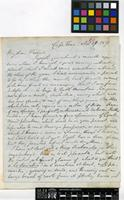 Letter from William Henry Harvey to Sir William Jackson Hooker; from Cape Town; 27 Nov 1837; six page letter comprising six images; folio 60