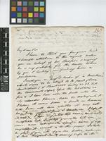 Letter from Charles Parker to Sir William Jackson Hooker; [author address unknown]; 13 Dec 1837; three page letter comprising three images; folio 163