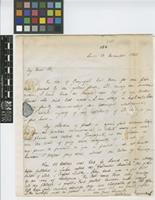 Letter from William Jameson to Sir William Jackson Hooker; from Quito; 13 Dec 1842; two page letter comprising two images; folio 154