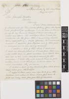 Letter from J. Warren Merrill to Sir Joseph Dalton Hooker; from Manchester (by the sea), Massachusetts, [United States of America]; 14 Aug 1878; two page letter comprising two images; folios 787 - 788