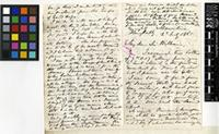 Letter from Sir Henry Barkly to Sir William Jackson Hooker; from Mauritius; 6 July 1865; four page letter comprising two images; folio 45