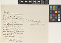 Letter and press cutting from A.[Augustine] W. Sinclair to H.E. The Acting Governor, British Residency; [author address unknown]; 15 Dec 1884; three page item comprising two images; folios 708 - 709