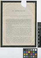 Published Document from [A. Ernst] to Sir Joseph Dalton Hooker; from Caracas, [Venezuela]; c.Dec 1878; four page document comprising four images; folio 522 - 523