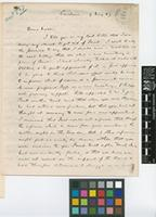 Letter from W.[William] Fawcett to Daniel Morris from Cinchona [Jamaica]; 9 May 1887; six page letter comprising six images; folios 126 - 128