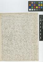 Letter from George Ure Skinner to Sir William Jackson Hooker; from Guatemala; 9 Feb 1839; twelve page letter comprising twelve images; folio 120