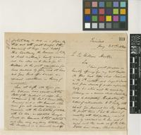 Letter from Henry Prestoe to Sir William Jackson Hooker; from Trinidad; 23 Jan 1864; ten page letter comprising six images; folios 319 - 321