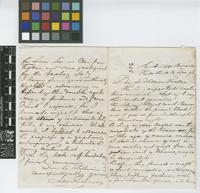 Letter from John Parkinson to Sir William Jackson Hooker; from Cambridge Terrace, Hyde Park [London]; 12 Dec 1842; four page letter comprising two images; folio 265