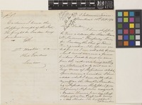 Letter from George Barnston to Sir Joseph Dalton Hooker; from 3 Inkerman Terrace, Montreal, [Canada]; 15 Oct 1874; four page letter comprising two images; folio 181