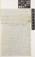 Letter from William B.[Beattie] Booth to Sir William Jackson Hooker; from Carclew, [Truro, England]; 25 June 1836; sixteen page letter comprising sixteen images; folio 71c