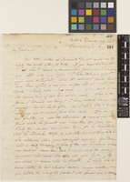Letter from John Torrey to Sir William Jackson Hooker; from New York, [United States of America]; 8 Dec 1835; seven page letter comprising seven images; folio 157