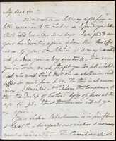 Samuel Goodenough to James Edward Smith, at Reeve's Esq, Lowestoft, Suffolk