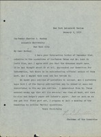 Survey of Puerto Rico, Correspondence, 1913-23, B (40)